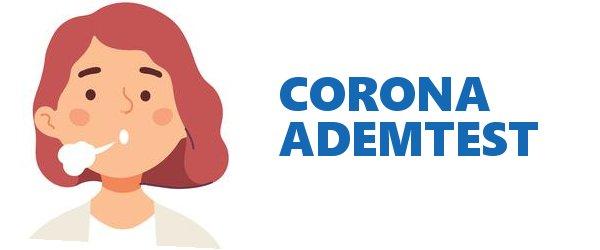 corona ademtest